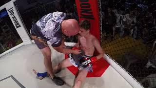 Отверченко Сергей 64 кг - Arie Levi Israel 🇮🇱 pro kickboxing