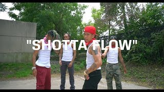 """Shotta Flow (Remix)"" - NLE Choppa feat. Blueface | @THEFUTUREKINGZ (Dance Video)"
