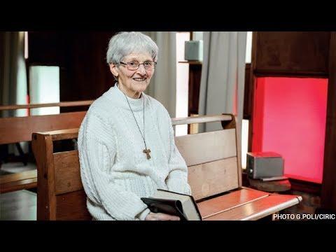 Soeur Bernadette Moriau, 70ème miraculée de Lourdes