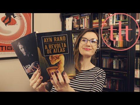 A Revolta de Atlas (Ayn Rand) ????| Tatiana Feltrin