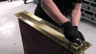 Radiator Works - Radiator Core Manufacturing