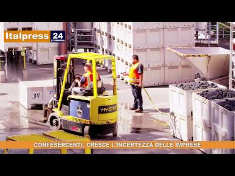 TG ECONOMIA ITALPRESS MARTEDI' 3 SETTEMBRE 2019