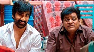 Nela Ticket Hindi Dubbed Best Comedy Scene | Ravi Teja, Ali & Prudhvi Raj Best Comedy Scene