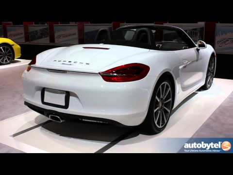 Porsche Boxster S Drives Away With Autobytel's Sports Car of the Year