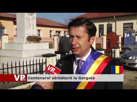 Centenarul sărbătorit la Gorgota