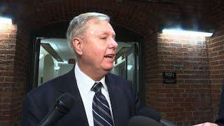 Graham: No plans to read impeachment transcripts