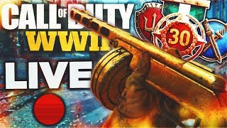 New WW2 UPDATE! (Double XP) - Call of Duty WW2 Multiplayer LIVE!