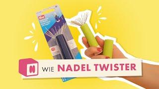 N wie Nadel Twister im Makerist Nählexikon - Powered by Prym