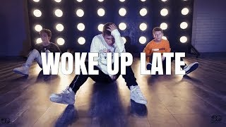 Sage RosenDrax Project   Woke Up Late Ft. Hailee Steinfeld Guy Groove Choreography