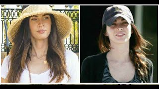 Megan Fox without makeup, sin maquillaje, sem maquiagem, Меган Фокс без макияжа, sans maquillage