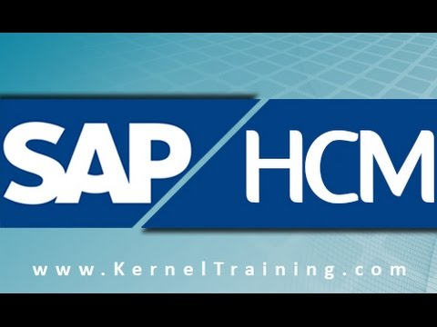 SAP HCM Training Tutorial For Beginners By Real Time Expert ...