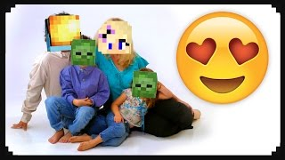 lol: Get Married and have Kids in Minecraft