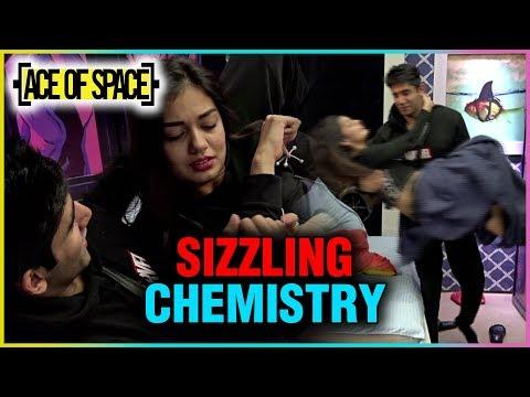 Varun Sood and Divya Agarwal SIZZLING Chemistry
