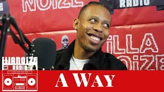 A-Way discusses acting vs rapping, crabs in the bucket, new project and more | iLLANOiZE Radio