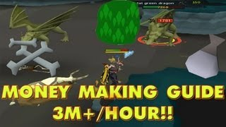 Alkan's Money Making Guide! 3 Different Ways Up To 3m/Hour