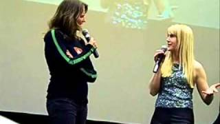 Зена: Королева Войнов, Renee O'connor and Lucy Lawless Officiall Xena convention 2011 part 2