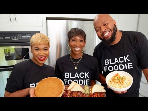 HOW TO MAKE BAKED BEANS & SEAFOOD POTATO SALAD W/ KEVONSTAGE!!!