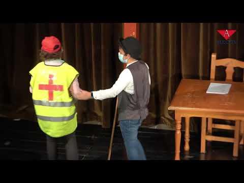 2020 12 0 Teatro de navidad - CEIP Ntra Sra de Altagracia - Alko TV