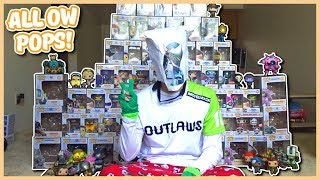 Overwatch - MY ENTIRE OVERWATCH FUNKO POP COLLECTION (70+ Pops!)