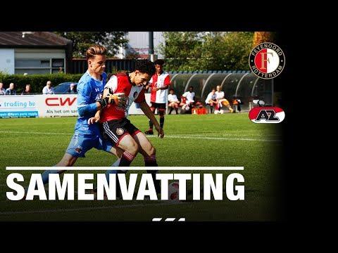 Samenvatting | Feyenoord Onder 17 – AZ Onder 17
