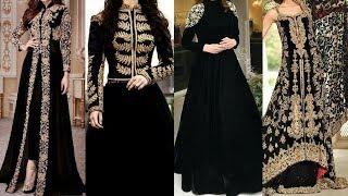 Top Stylish Velvet Dresses For Party Wear 2019