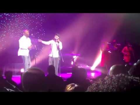 A night with Stimela, Tshepo Tshola & Kabamo, Big Top Arena, Carnival City, Johannesburg