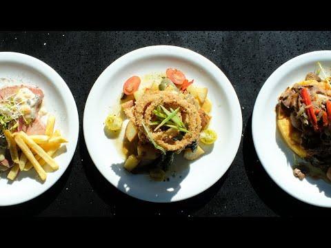 Calipso Restaurant sabores en primera línea costera