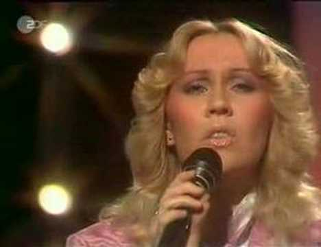 "ABBA ""The Winner Takes It All"" 1980"