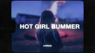 Blackbear   Hot Girl Bummer (Lyrics)