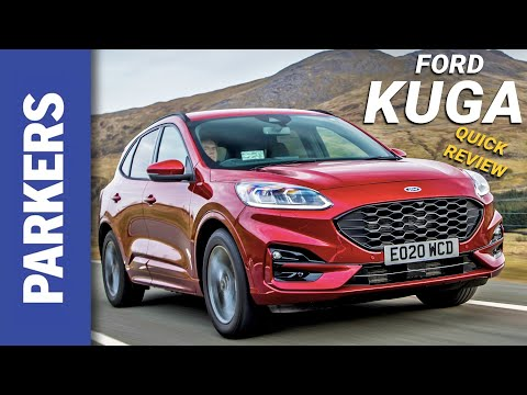 Ford Kuga SUV Review Video