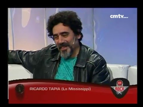 La Mississippi video Entrevista CM Rock - 2014