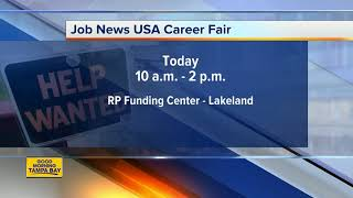 Hundreds Of Jobs Available At Job News USA's Lakeland Job Fair