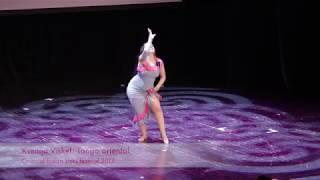 22 Ksenija Visket - Tango oriental