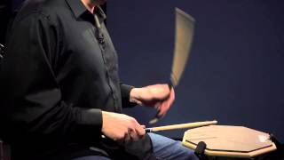 Developing Paradiddle Speed - Free Drum Lessons