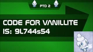 Vanillite  - (Pokémon) - Pokemon Tower Defense 2: Mystery Gift Code For Vanillite - PTD 2 v1.23