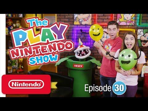 The Play Nintendo Show – Episode 30: Mario & Luigi: Superstar Saga + Bowser's Minions
