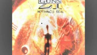 21 Guns - Underground [Hard Rock - USA '97]