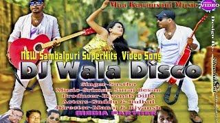 DJ Bala Disco Full HD Video   Sambalpuri   Everything For U  