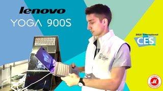 CES 2016. Многорежимный ноутбук Lenovo YOGA 900S