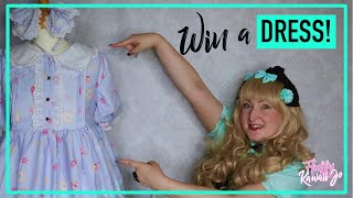 To Alice Lolita Dress Giveaway