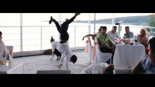 Сюрприз - танец официантов на свадьбе флешмоб