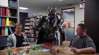 Король-лич в офисе Blizzard — 2-я часть [RUS]