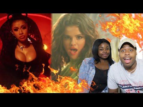 OKAY SELENA🔥 | DJ Snake - Taki Taki ft. Selena Gomez, Ozuna, Cardi B | REACTION!!!