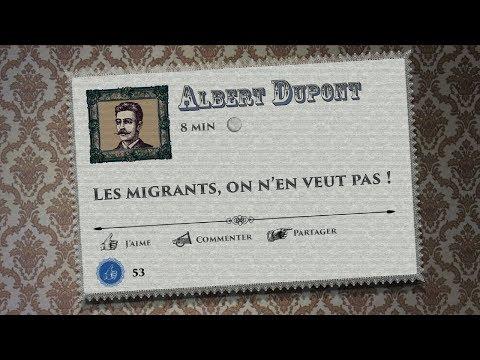 La migration n'est pas une crise - Justice Migratoire