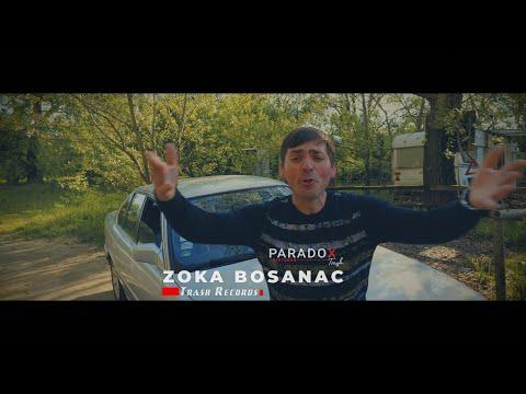 Zoka Bosanac Dje Si Ruzo Kurvetino Stara 4К Official Video