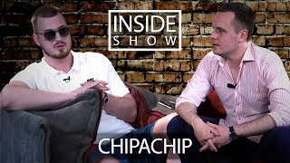 INSIDE SHOW - ChipaChip - об Элджее, Голосе улиц и платных фитах