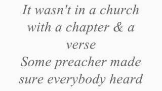 Charlie Worsham- How I Learned To Pray Lyrics