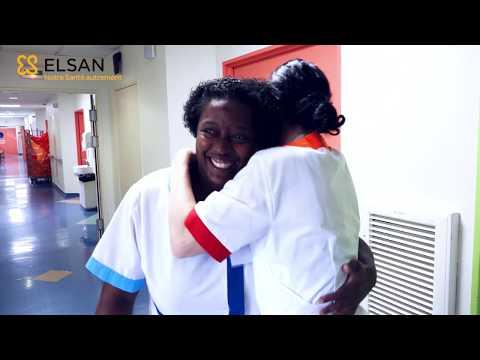 Video Le métier d'aide soignant