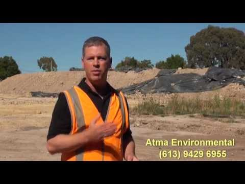Environmental Site Remediation Contaminated Soil Treatment