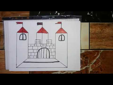 How To Turn Number 444 Into A Cartoon | CASTLE ! Mp3
